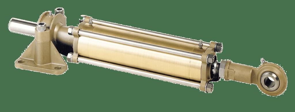 Cylindre en bronze