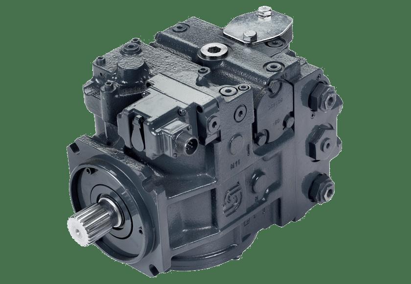 Pompe hydraulique load sensing
