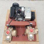 2 pompes + moteur 1
